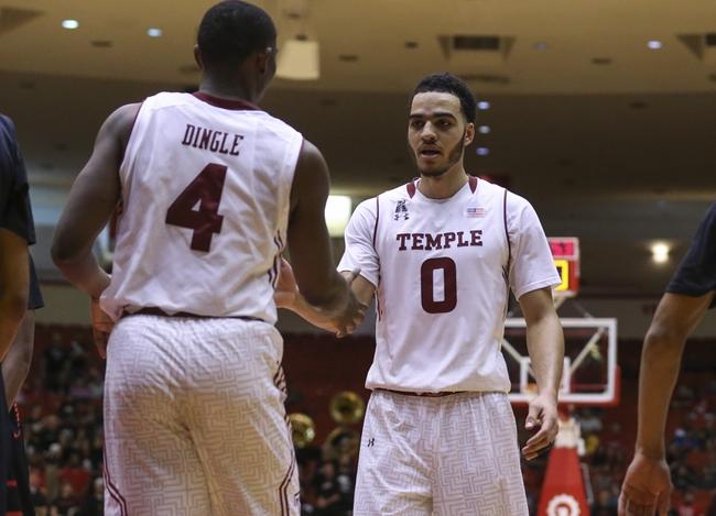 Temple vs. La Salle - 11/11/16 College Basketball Pick, Odds, and Prediction