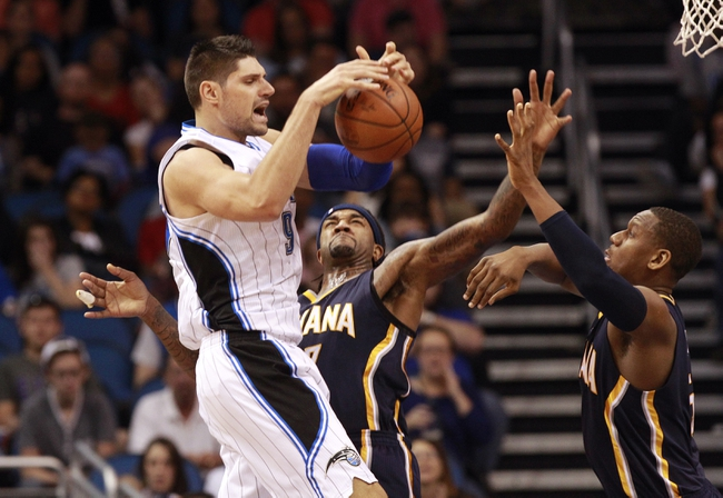 Pacers vs. Magic - 3/31/16 NBA Pick, Odds, and Prediction