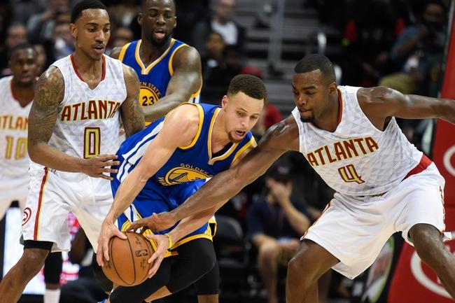 Warriors vs. Hawks - 3/1/16 NBA Pick, Odds, and Prediction