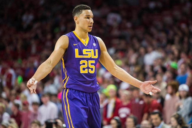 LSU Tigers vs. Florida Gators - 2/27/16 College Basketball Pick, Odds, and Prediction