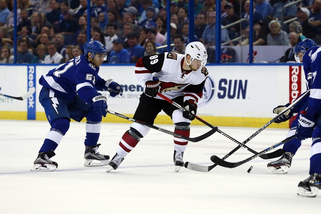 Coyotes vs. Lightning - 3/19/16 NHL Pick, Odds, and Prediction