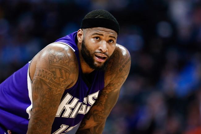 Nuggets vs. Kings - 4/2/16 NBA Pick, Odds, and Prediction