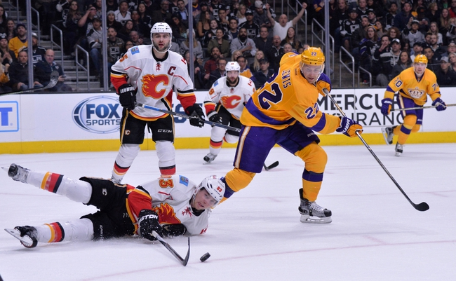 Kings vs. Flames - 3/31/16 NHL Pick, Odds, and Prediction