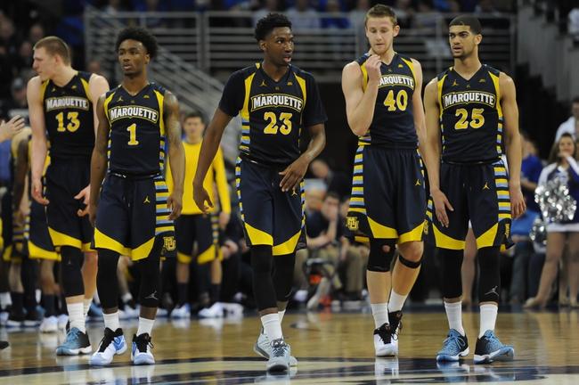 Marquette vs. IUPUI - 11/22/16 College Basketball Pick, Odds, and Prediction