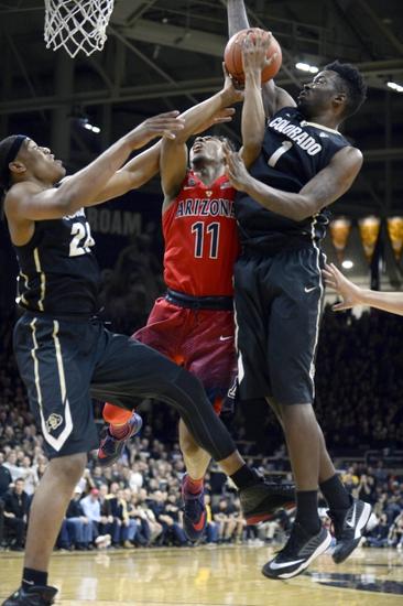 Arizona vs. Colorado - 3/10/16 College Basketball Pick, Odds, and Prediction