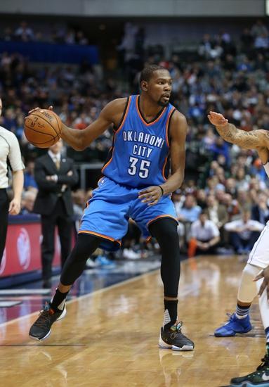 Oklahoma City Thunder vs. Dallas Mavericks - 4/16/16 NBA Pick, Odds, and Prediction