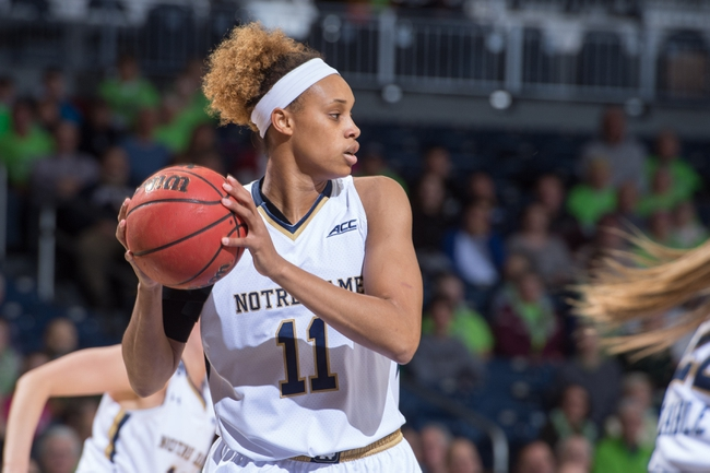 Indiana vs. Notre Dame - 3/21/16 Women's NCAA Tournament Pick, Odds, and Prediction