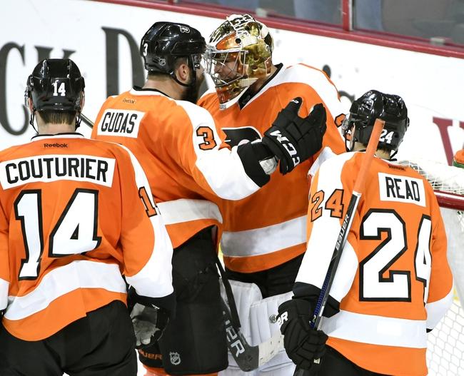 Philadelphia Flyers vs. Minnesota Wild - 11/12/16 NHL Pick, Odds, and Prediction