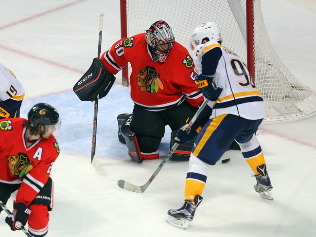 Nashville Predators vs. Chicago Blackhawks - 10/14/16 NHL Pick, Odds, and Prediction