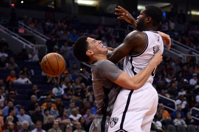 Phoenix Suns vs. Brooklyn Nets - 11/12/16 NBA Pick, Odds, and Prediction