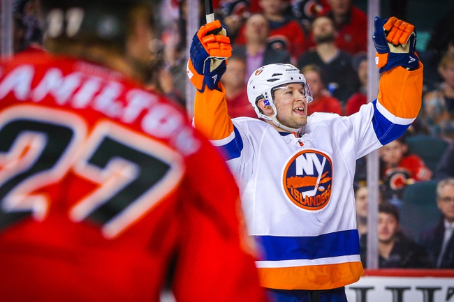 New York Islanders vs. Calgary Flames - 11/28/16 NHL Pick, Odds, and Prediction