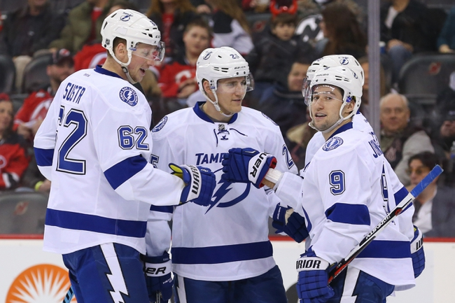 Tampa Bay Lightning vs. New Jersey Devils - 4/2/16 NHL Pick, Odds, and Prediction