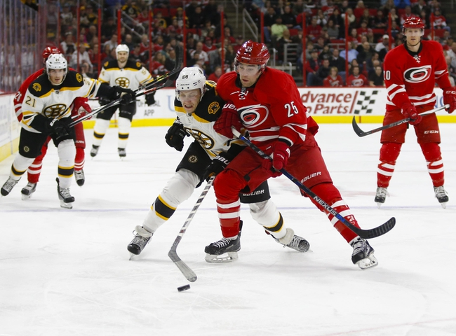 Bruins vs. Hurricanes - 3/10/16 NHL Pick, Odds, and Prediction