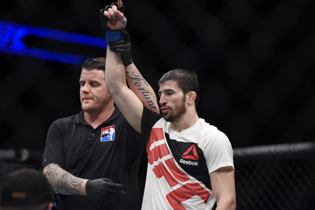 Rustam Khabilov vs. Chris Wade UFC Fight Night 87 Pick, Preview, Odds, Prediction - 5/8/16