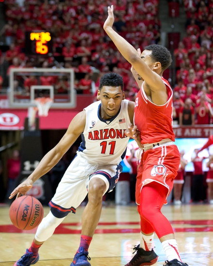 Arizona Wildcats vs. Stanford Cardinal - 3/5/16 College Basketball Pick, Odds, and Prediction