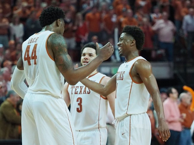 Texas vs. Baylor - 3/10/16 Big 12 Tournament Pick, Odds, and Prediction