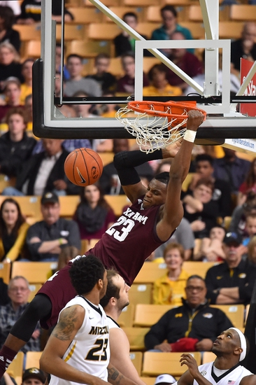 Auburn Tigers vs. Texas A&M Aggies - 3/1/16 College Basketball Pick, Odds, and Prediction