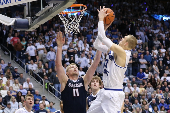 Gonzaga vs. BYU  - 3/7/16 College Basketball Pick, Odds, and Prediction