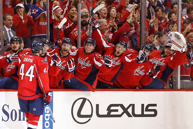 New Jersey Devils vs. Washington Capitals - 3/25/16 NHL Pick, Odds, and Prediction