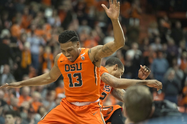 Oregon State Beavers vs. UTSA Roadrunners - 11/13/16 College Basketball Pick, Odds, and Prediction