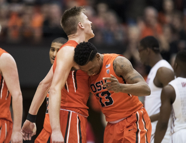 Oregon State vs. Lamar - 11/16/16 College Basketball Pick, Odds, and Prediction