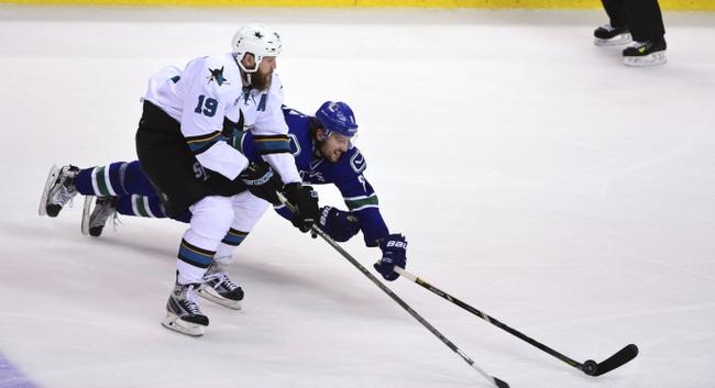 Canucks vs. Sharks - 3/3/16 NHL Pick, Odds, and Prediction