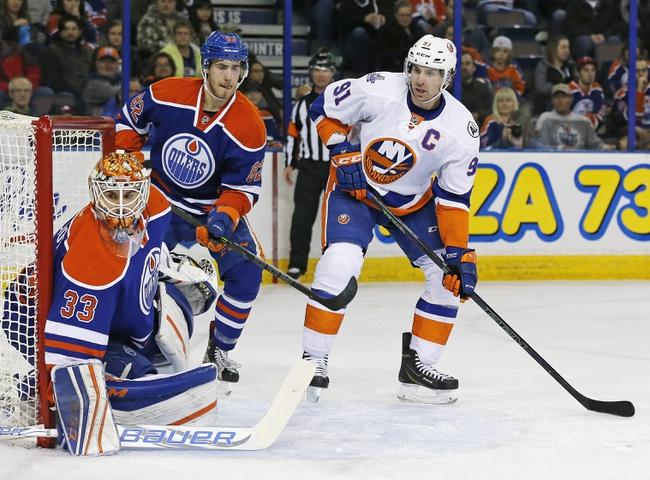 New York Islanders vs. Edmonton Oilers - 11/5/16 NHL Pick, Odds, and Prediction