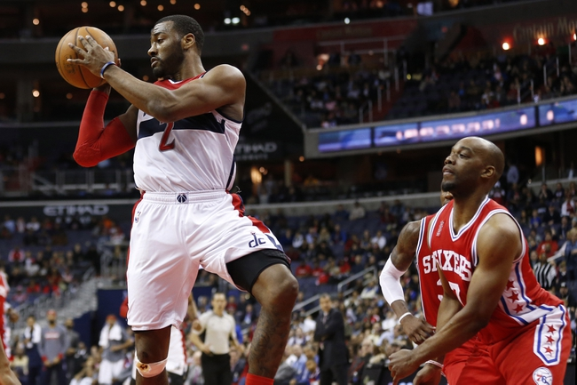 76ers vs. Wizards - 3/17/16 NBA Pick, Odds, and Prediction
