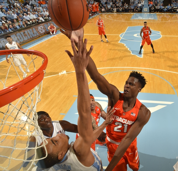 North Carolina Tar Heels vs. Syracuse Orange Final Four - 4/2/16 College Basketball Pick, Odds, and Prediction