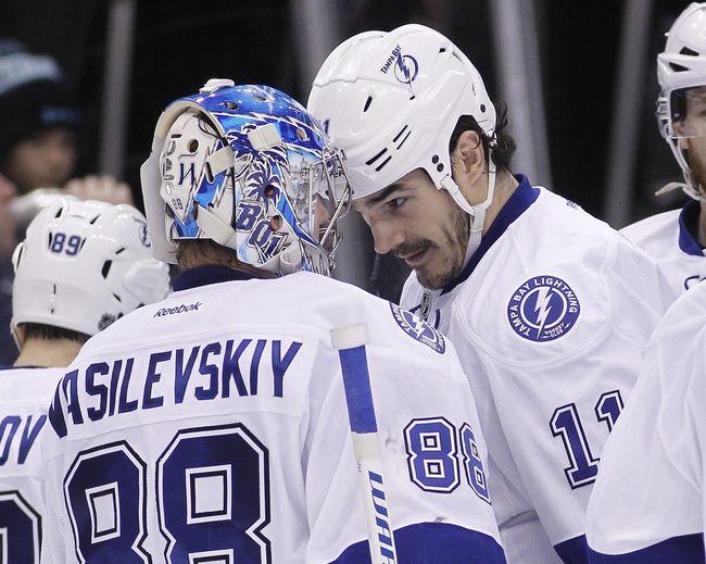 Toronto Maple Leafs vs. Tampa Bay Lightning - 3/15/16 NHL Pick, Odds, and Prediction