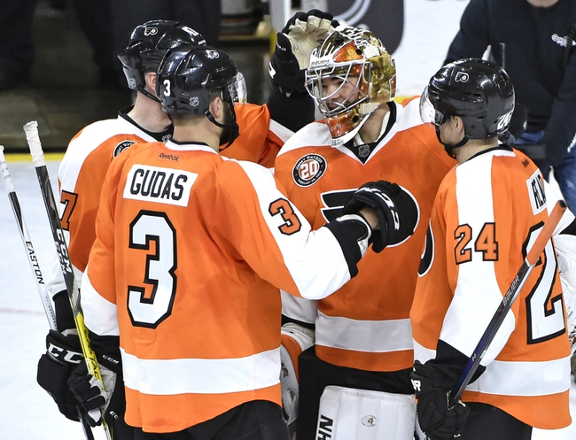 Philadelphia Flyers vs. Calgary Flames - 11/27/16 NHL Pick, Odds, and Prediction