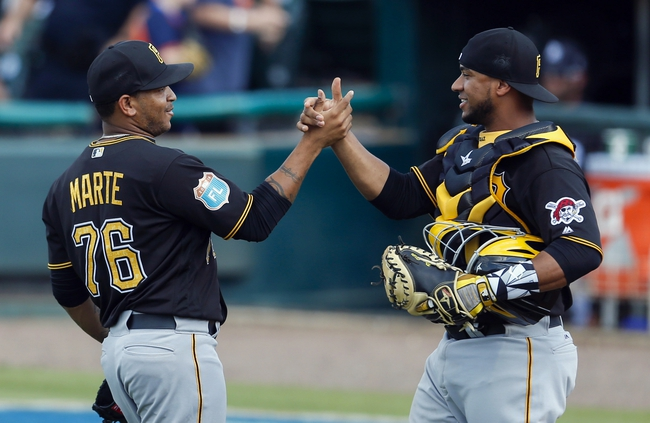 Detroit Tigers vs. Pittsburgh Pirates - 4/11/16 MLB Pick, Odds, and Prediction