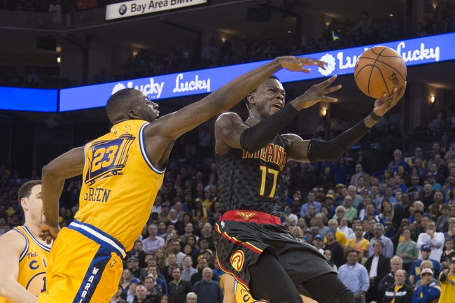 Warriors fly down to the wire in win over Hawks