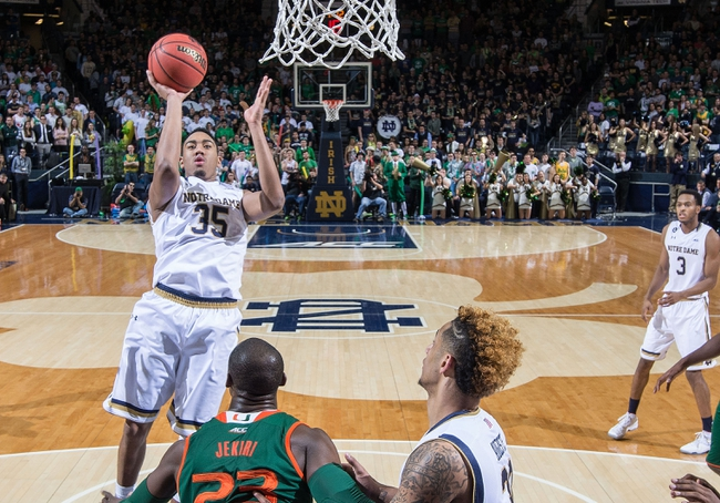 Notre Dame Fighting Irish vs. North Carolina State Wolfpack - 3/5/16 College Basketball Pick, Odds, and Prediction
