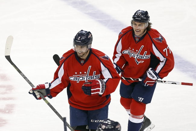 NHL News 3/29/16: Capitals Win 4-1, Clinch Presidents' Trophy and Home Ice