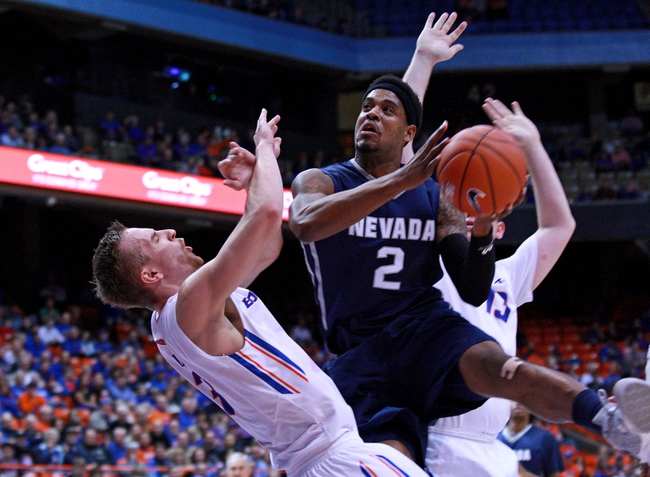 Nevada Wolf Pack vs. New Mexico Lobos - 3/5/16 College Basketball Pick, Odds, and Prediction
