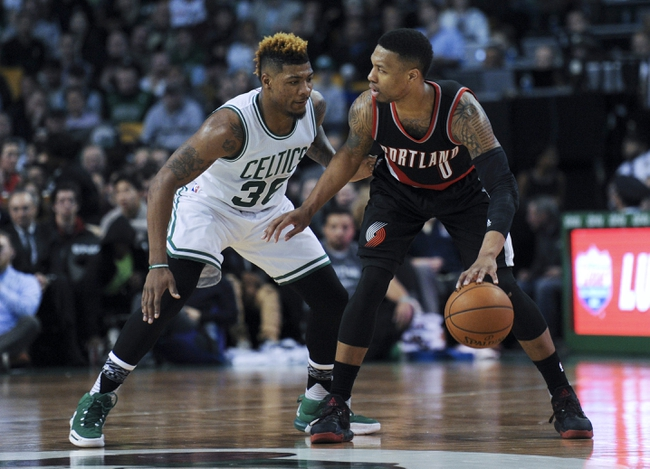 Trail Blazers vs. Celtics - 3/31/16 NBA Pick, Odds, and Prediction