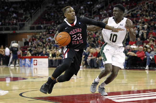 Utah State Aggies vs. Fresno State Bulldogs - 3/5/16 College Basketball Pick, Odds, and Prediction