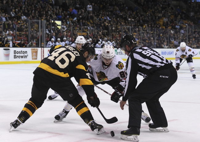 Blackhawks vs. Bruins - 4/3/16 NHL Pick, Odds, and Prediction