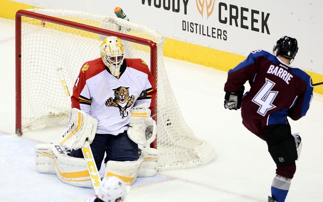 Florida Panthers vs. Colorado Avalanche - 10/22/16 NHL Pick, Odds, and Prediction