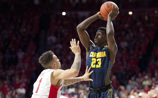 California vs. South Dakota State - 11/11/16 College Basketball Pick, Odds, and Prediction