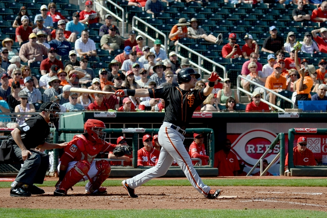 Cincinnati Reds vs. San Francisco Giants - 5/3/16 MLB Pick, Odds, and Prediction