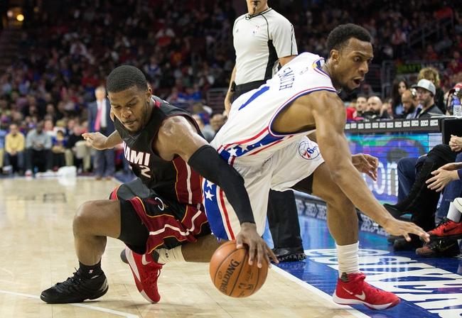 Heat vs. 76ers - 3/6/16 NBA Pick, Odds, and Prediction