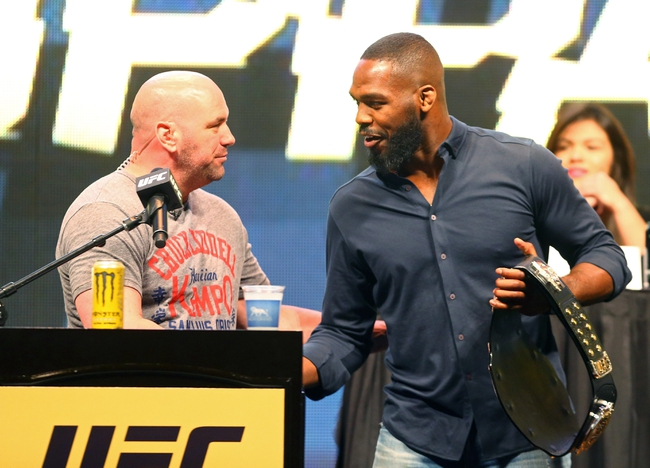 Jon Jones vs. Ovince Saint Preux UFC 197 Pick, Preview, Odds, Prediction - 4/23/16