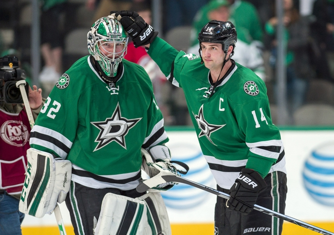 Dallas Stars vs. New Jersey Devils - 11/15/16 NHL Pick, Odds, and Prediction
