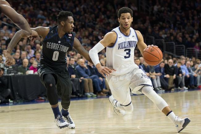 Georgetown Hoyas vs. Villanova Wildcats - 3/10/16 College Basketball Pick, Odds, and Prediction