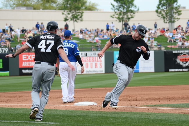 Chicago White Sox vs. Kansas City Royals - 5/20/16 MLB Pick, Odds, and Prediction