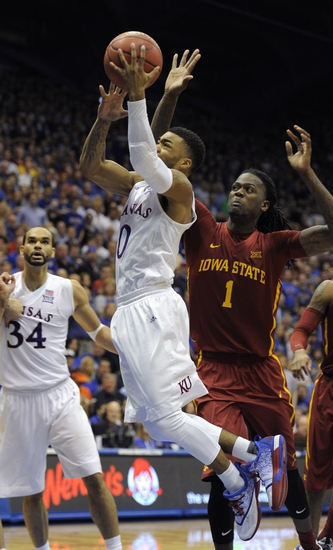 Kansas Jayhawks vs. Kansas State Wildcats - 3/10/16 College Basketball Pick, Odds, and Prediction