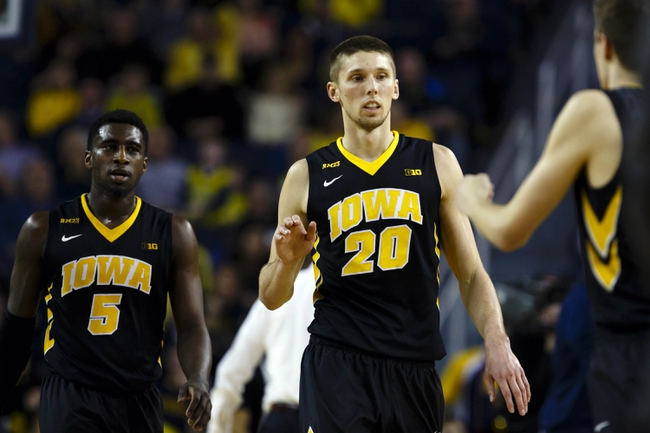 Iowa vs. Illinois - 3/10/16 College Basketball Pick, Odds, and Prediction