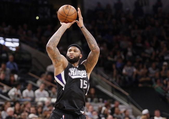Sacramento Kings vs. San Antonio Spurs - 10/27/16 NBA Pick, Odds, and Prediction